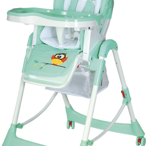 5647fad392c1 PATRON Jedálenská skladacia stolička Troll 2017 – Owl mint