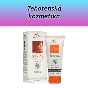 Tehotenská kozmetika